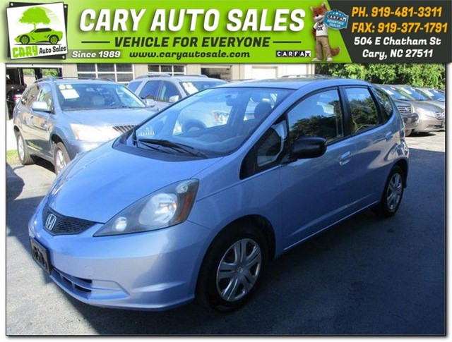 HONDA FIT in Cary