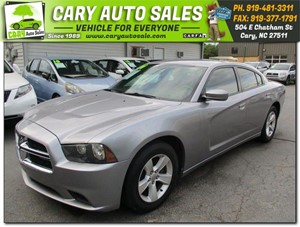 Picture of a 2014 DODGE CHARGER SE