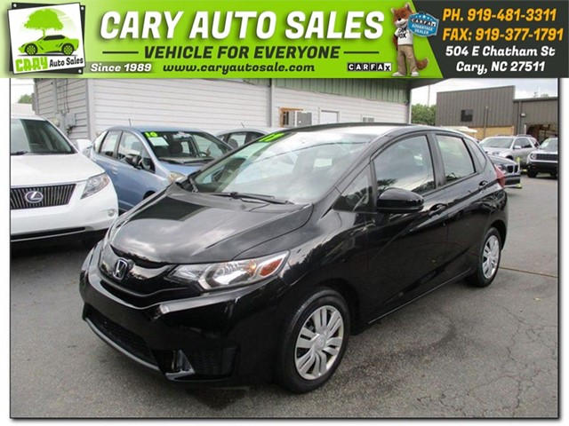HONDA FIT LX in Cary