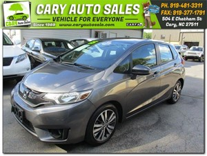 Picture of a 2015 HONDA FIT EX