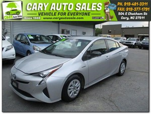 Picture of a 2016 TOYOTA PRIUS