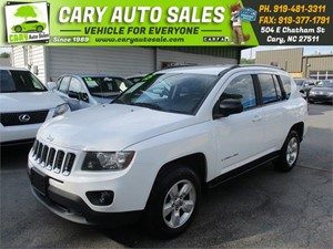 Picture of a 2015 JEEP COMPASS SPORT