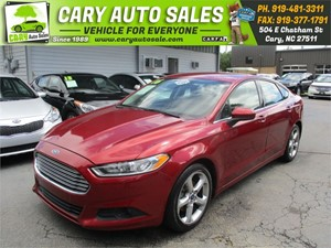 Picture of a 2016 FORD FUSION S