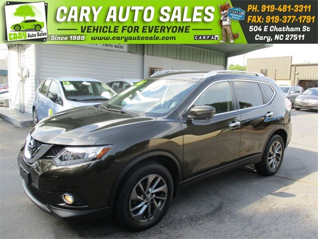 NISSAN ROGUE SL in Cary