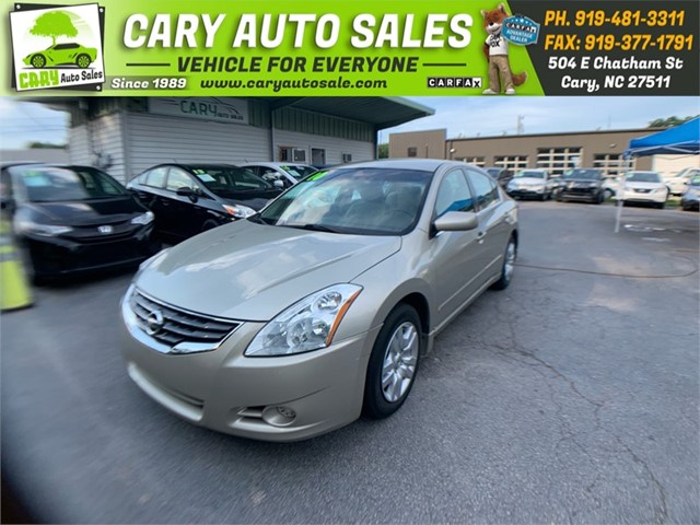 NISSAN ALTIMA in Cary