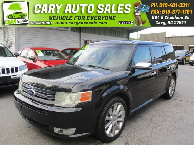 FORD FLEX LIMITED in Cary