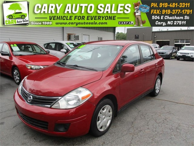 NISSAN VERSA S in Cary
