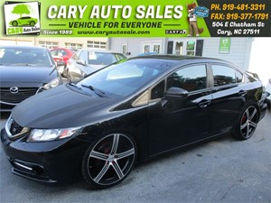 Picture of a 2014 HONDA CIVIC SI SI