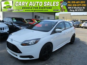 Picture of a 2014 FORD FOCUS ST