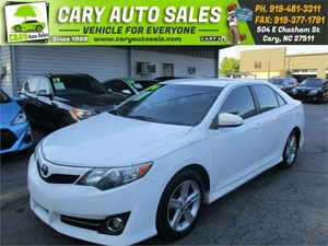 Picture of a 2014 TOYOTA CAMRY SE