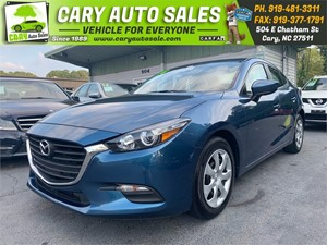 Picture of a 2018 MAZDA 3 SPORT