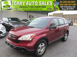Picture of a 2009 HONDA CR-V LX