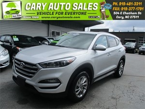 Picture of a 2018 HYUNDAI TUCSON SEL4