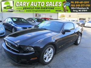 Picture of a 2013 FORD MUSTANG Cpe