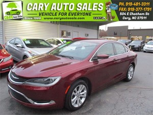 Picture of a 2016 CHRYSLER 200 LIMITED
