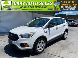 Picture of a 2017 FORD ESCAPE S