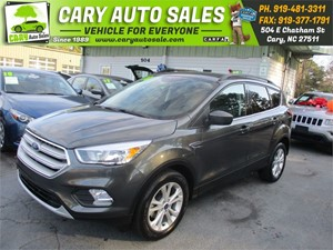 Picture of a 2018 FORD ESCAPE SE
