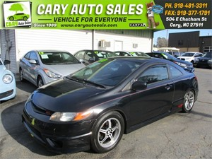 Picture of a 2007 HONDA CIVIC SI