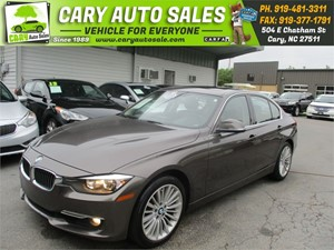 Picture of a 2013 BMW 328I Luxury Package