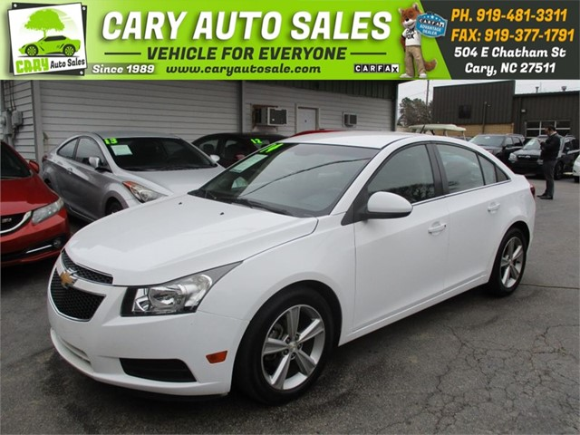 CHEVROLET CRUZE LT in Cary