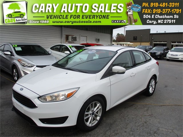 FORD FOCUS SE in Cary