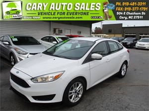 Picture of a 2015 FORD FOCUS SE
