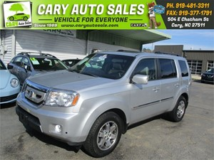 Picture of a 2010 HONDA PILOT TOURING
