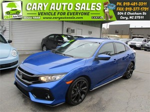Picture of a 2017 HONDA CIVIC SPORT