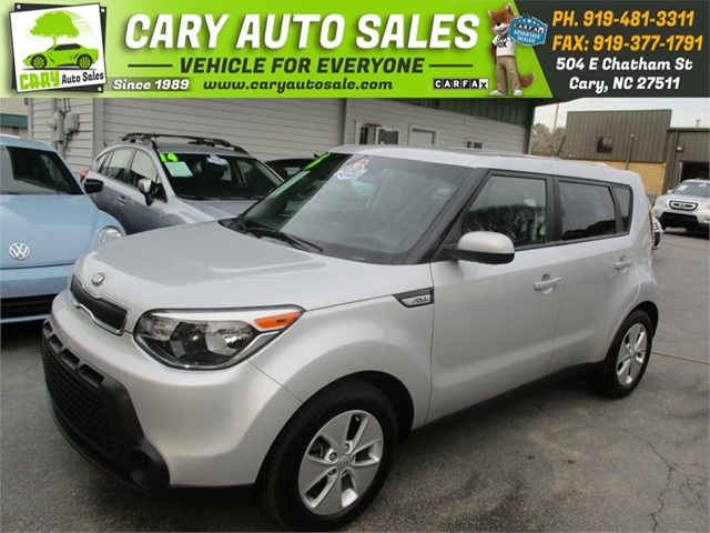 KIA SOUL in Cary