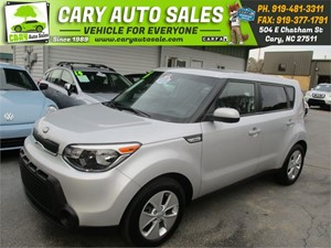 Picture of a 2016 KIA SOUL