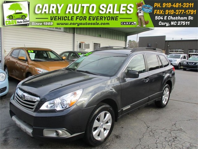 SUBARU OUTBACK 2.5I LIMITED in Cary