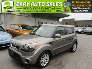Picture of a 2013 KIA SOUL +
