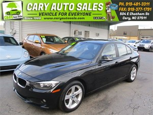 Picture of a 2014 BMW 320 I