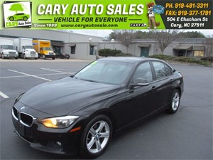 Picture of a 2014 BMW 328 XI SULEV