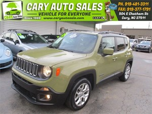 Picture of a 2015 JEEP RENEGADE LATITUDE