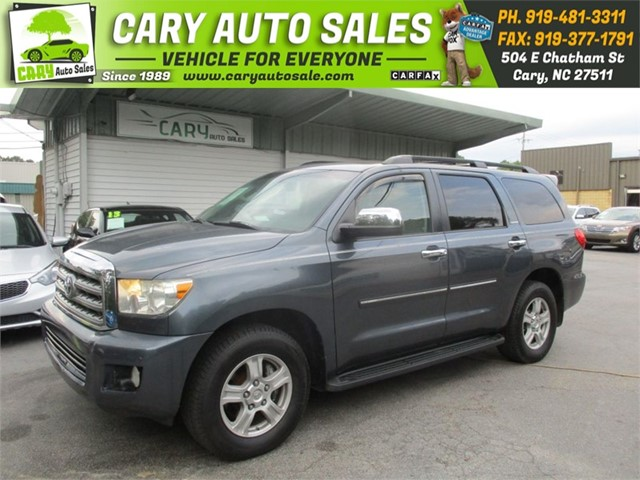TOYOTA SEQUOIA LIMITED in Cary
