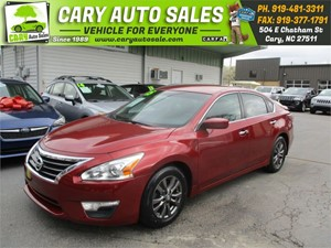 Picture of a 2015 NISSAN ALTIMA 2.5