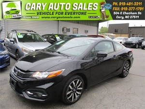 Picture of a 2015 HONDA CIVIC EXL