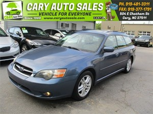 Picture of a 2005 SUBARU LEGACY 2.5I LIMITED