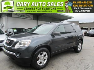 Picture of a 2011 GMC ACADIA SLE
