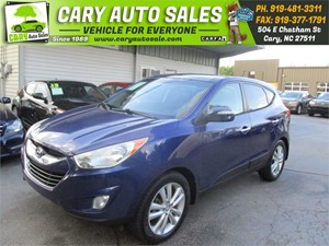 Picture of a 2011 HYUNDAI TUCSON LIMITED
