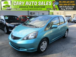 Picture of a 2013 HONDA FIT