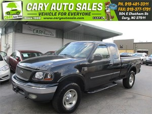 Picture of a 2000 FORD F150 Supercab 4WD XLT