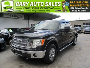 Picture of a 2010 FORD F150 SUPERCREW LARIAT