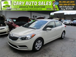 Picture of a 2015 KIA FORTE LX