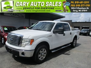 Picture of a 2011 FORD F150 XLT SUPERCREW OFF ROAD