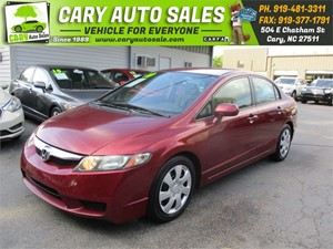 Picture of a 2010 HONDA CIVIC LX