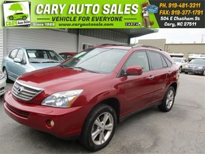 Picture of a 2008 LEXUS RX 400H