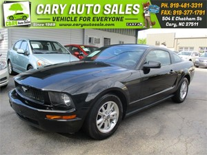 Picture of a 2007 FORD MUSTANG Deluxe