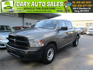 Picture of a 2012 DODGE RAM 1500 ST 4WD